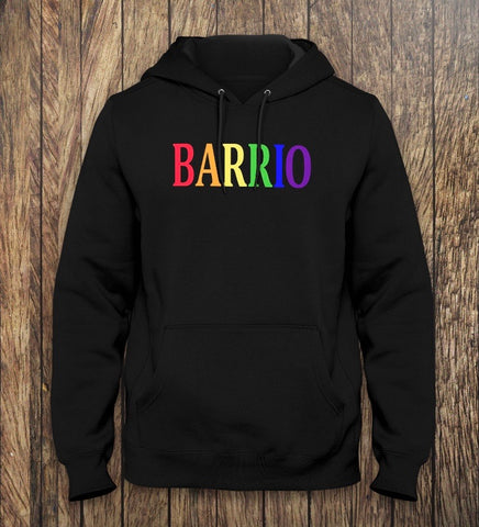 Fitted Sweater - Barrio Orange