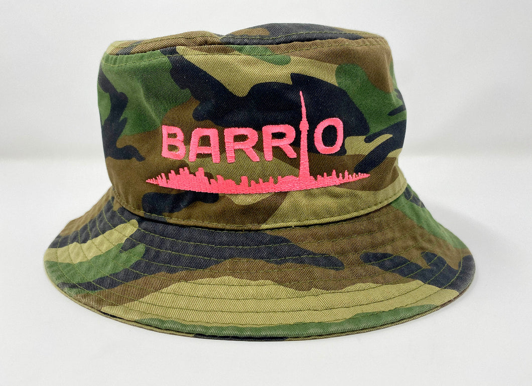 Barrio Bucket Cap - MFS Beauty Edition - Toronto Latinos