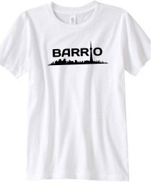 Tee - Barrio Youth - Toronto Latinos