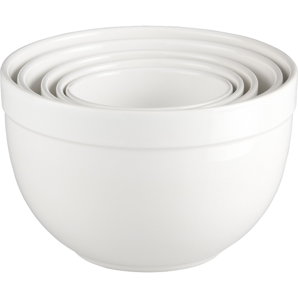 5 Piece Inches Nesting Mixing Bowl Set