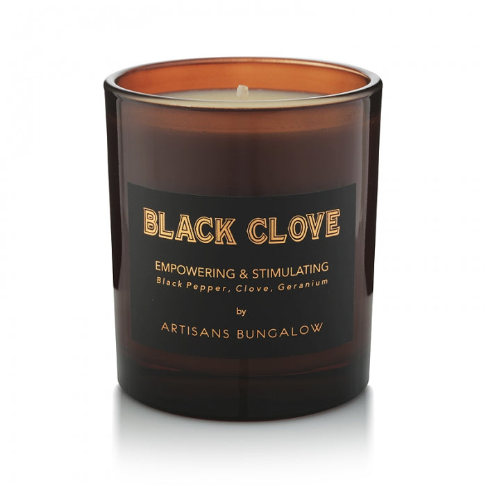 Scented Candle - Black Clove