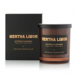 Scented Candle - Mentha Limon