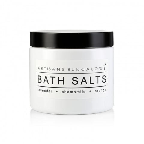 Bath Salts (White Range)