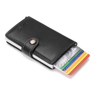 Secrid Miniwallet - Black