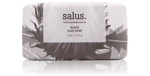 Soap Bar 180g - Black Clay & Tea Tree