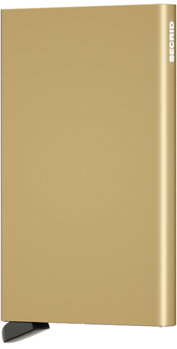 Secrid - Cardprotector - Gold