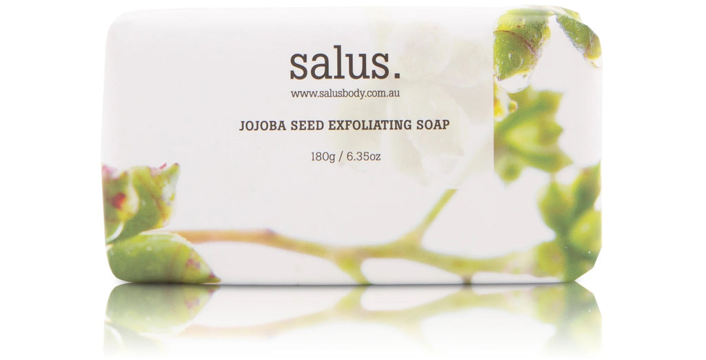 Soap Bar 180g - Jojoba Seed Exfoliating Soap