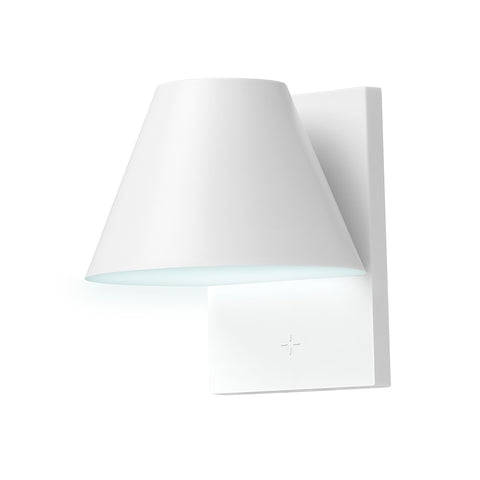 Hellonite Lamp - White