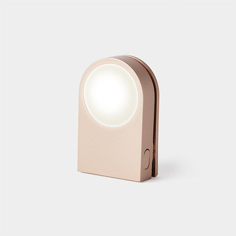 Lucie Light Clip - Gold