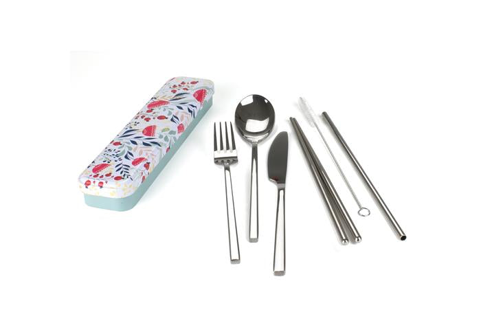 Carry your Cutlery - Botanical