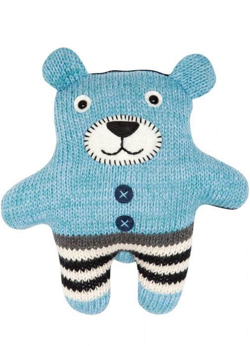 Cushion Bear - Blue
