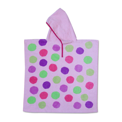Kid's Beach Poncho (2-4 years) - Beach Balls