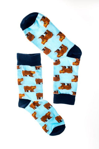 Socks (pair) - Bears