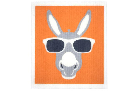 Dishcloth - Donkey