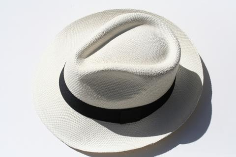 Panama Hat - Hass Style - Ivory colour
