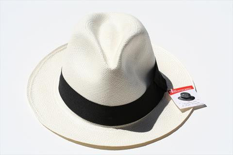 Panama Hat - The Classic - Ivory colour