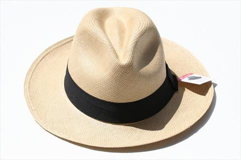 Panama Hat - The Classic - Tan colour