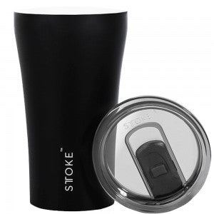 Sttoke Coffee Cup - Black (L)