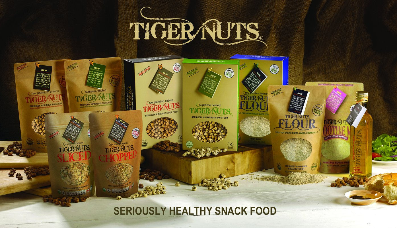 Tiger Nuts are Seriously Healthy!
