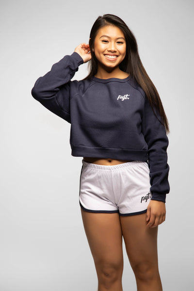 Cropped Sweatshirt 2 Colors