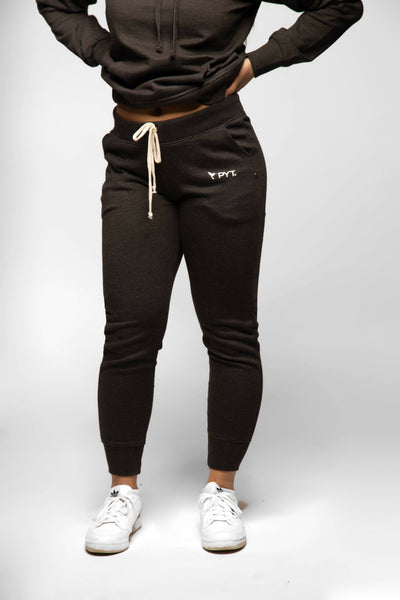 Slim Fit Joggers Calf Logo 3 Colors