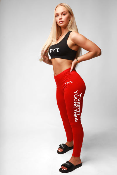Pretty Young Thing Leggings 4 Colors