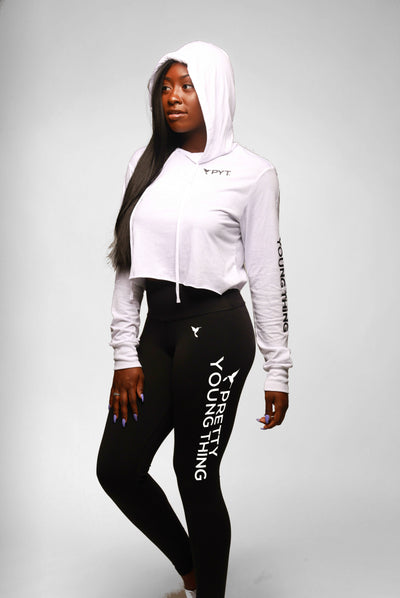 High Waist Fitness Pretty Young Thing Leggings