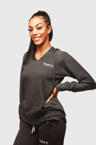 PYT® V-Notch Hoodie 4 Colors