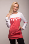 PYT® Varsity Long Sleeve 3 Colors