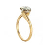 14K Gold Art Deco Engagement Ring