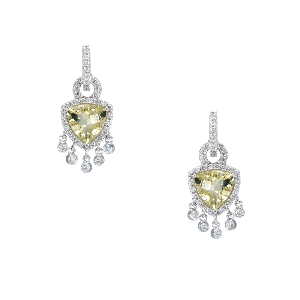 for a sale textured of yellow gold master jewelry one drop citrine lemon kind earrings id j