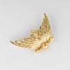 Buccellati L'air Du Temps Angel Wings Brooch 18k Gold Nina Ricci Vintage