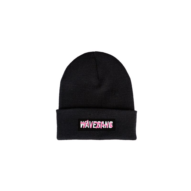 BURISUTORU WAVEGANG Beanie - Black