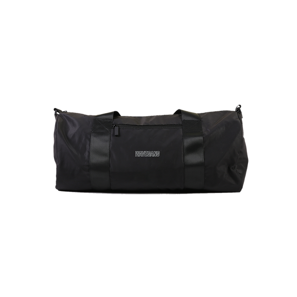WAVEGANG Ital Premium Duffle Bag - Black