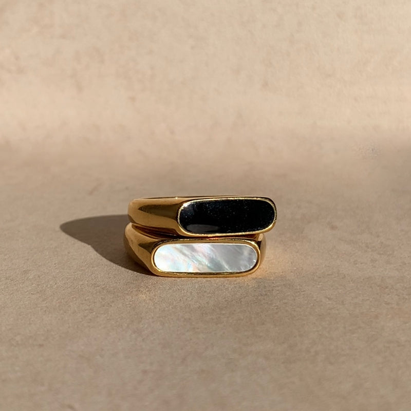 Sienna Mini Bar Ring