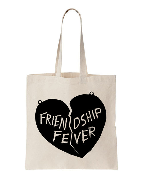 "Friendship Fever ""Download"" Tote Bag"