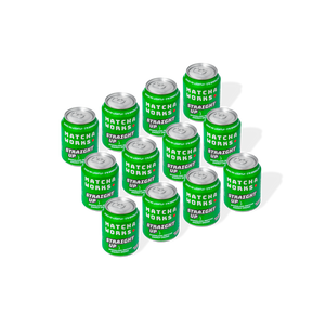 Straight Up Sparkling Matcha (12-pack)