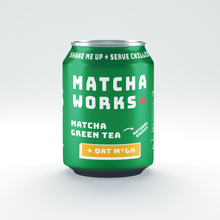 Load image into Gallery viewer, Dairy-Free Matcha Oat M*lk Latte