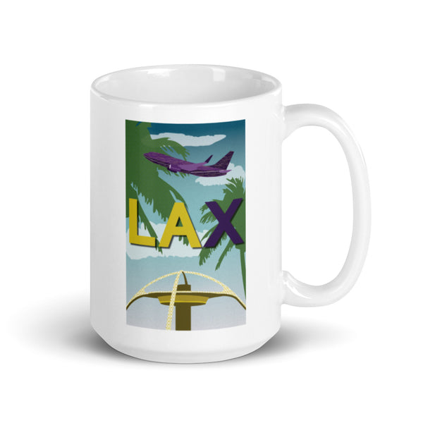 Los Angeles Theme Mug