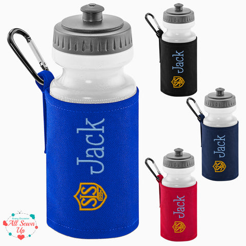 SLS Personalised Water Bottle