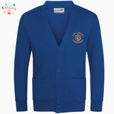 St Laurence Schools - Royal Blue Cardigan