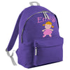 Doll Embroidered Rucksack/PE bag