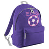 Football Embroidered Rucksack/PE bag