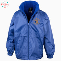 St Laurence Schools -  Embroidered Waterproof Jacket