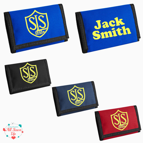 St Laurence Schools - Personalised Wallet