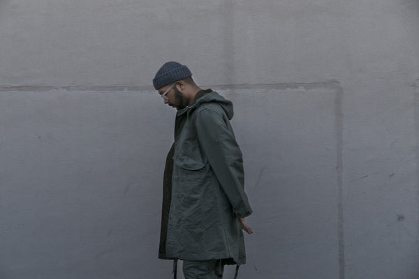 Style Journal FW16.06 featuring Engineered Garments