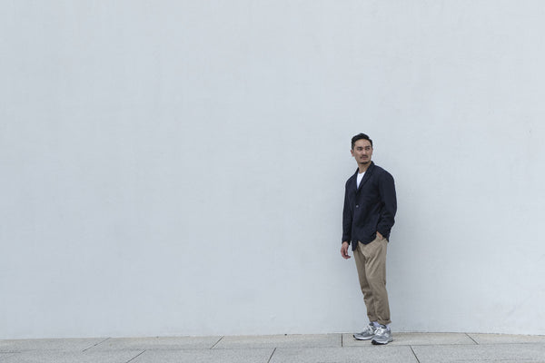 Style Journal FW16.02 featuring Engineered Garments
