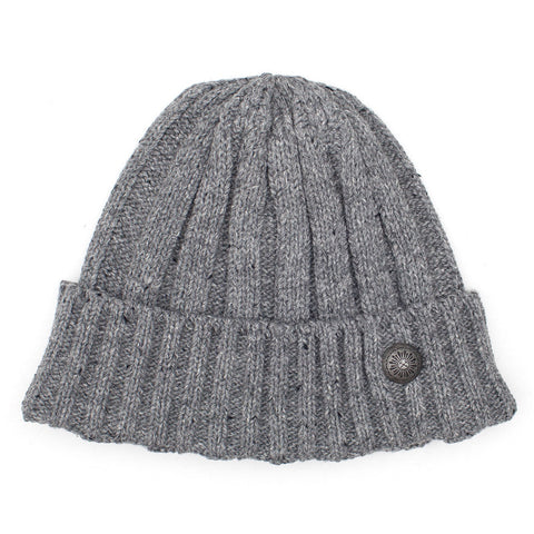 3sixteen Cable Knit Watch Cap - Grey - The Class Room boutique