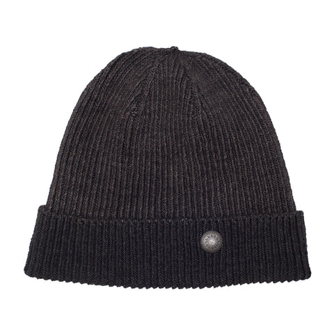 3sixteen Knit Watch Cap - Black Indigo - The Class Room boutique
