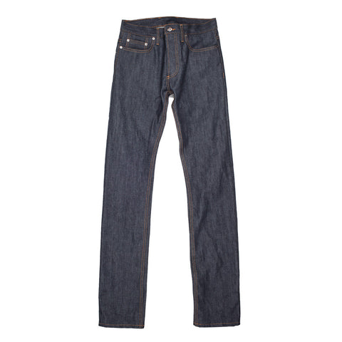 3sixteen ST-100x Slim Tapered Raw Indigo Selvedge - The Class Room - 1